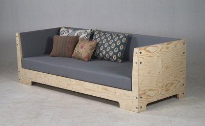 Как своими руками можно сделать диван